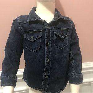 Baby Gap Jean Shirt